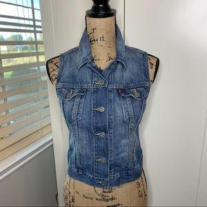 Women's Levi's Classic Denim Vest
